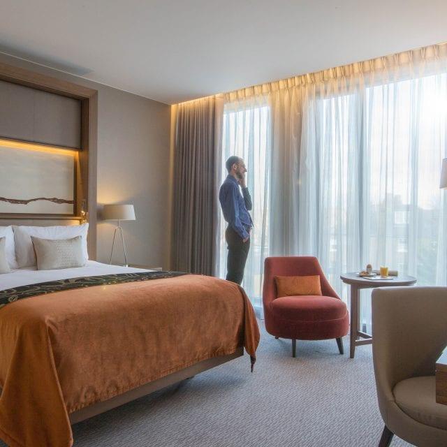 Executive Room Clayton Hotel Chiswick