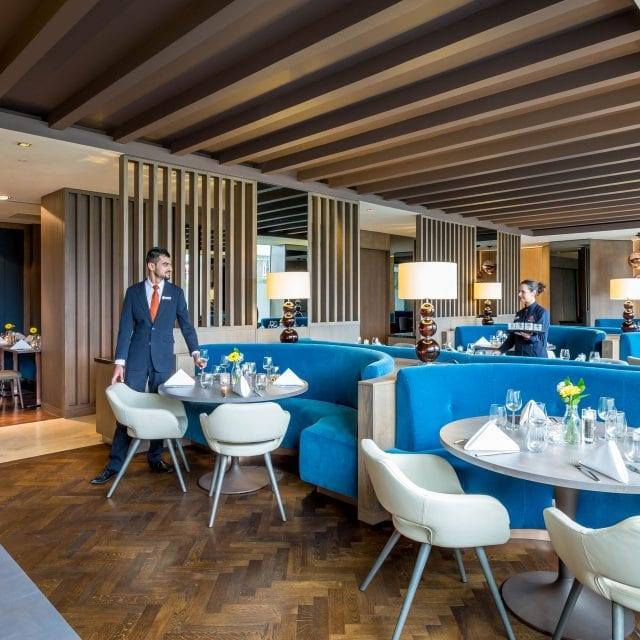 Grill Restaurant Clayton Hotel Chiswick