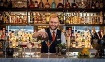 Barman at Clayton Hotels